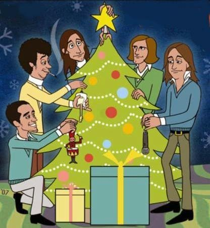 The Strokes Christmas