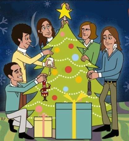 The Strokes Christmas