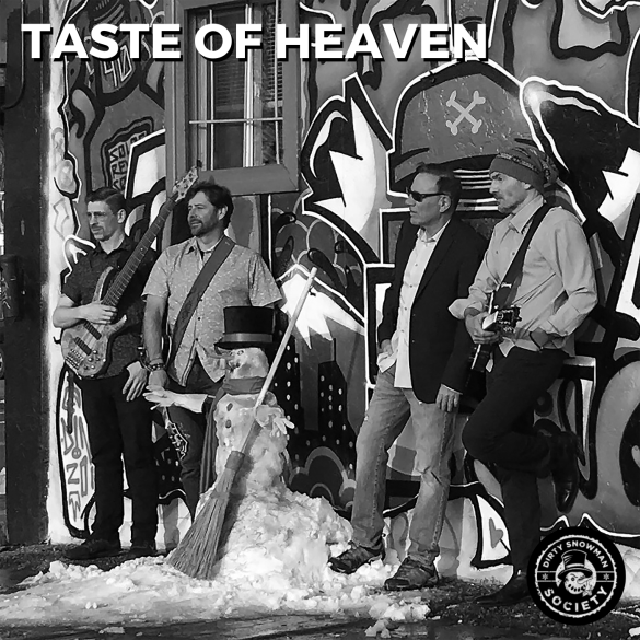 Dirty Snowman Society - Taste of Heaven Cover.png